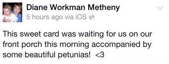 Petunia note