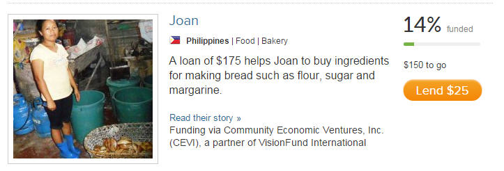 Kiva - Joan - Baking Bread Overview