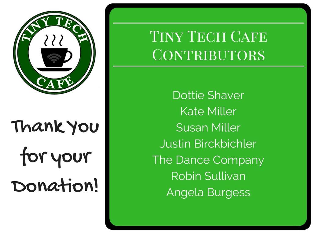 TinyTechCafe - ThankYou1