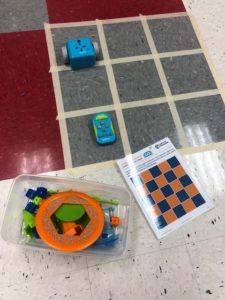 Botley Robot materials