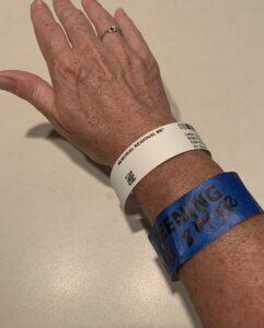 ER hospital bands